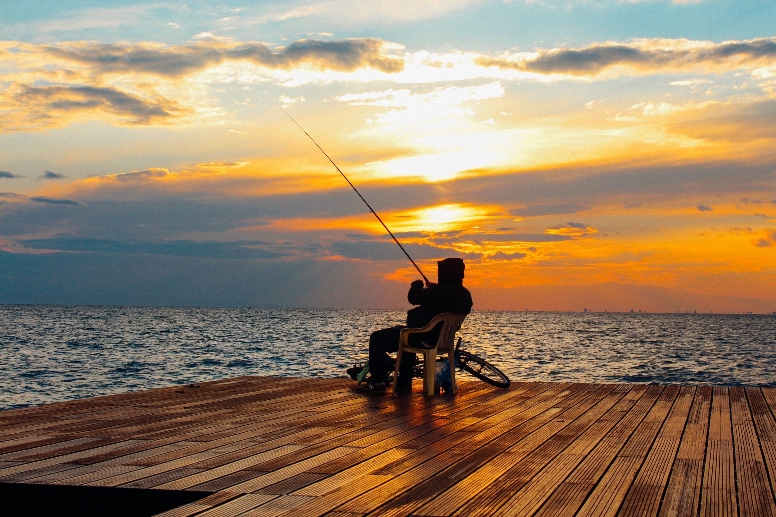 zanęty wędkarskie to klucz do łowienia ryb